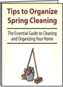 cleaning tips and lists