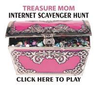 mothers day prize internet scavenger hunt