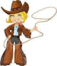 western scavenger hunt party