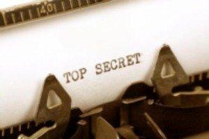 Top Secret Message